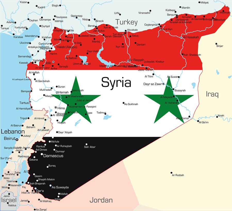 VS Syria