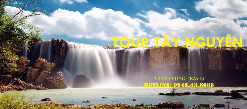TOUR TÂY NGUYÊN  – TẾT 2016