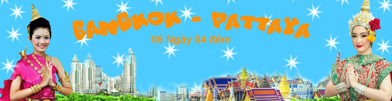Kết quả hình ảnh cho banner tour thai lan tet