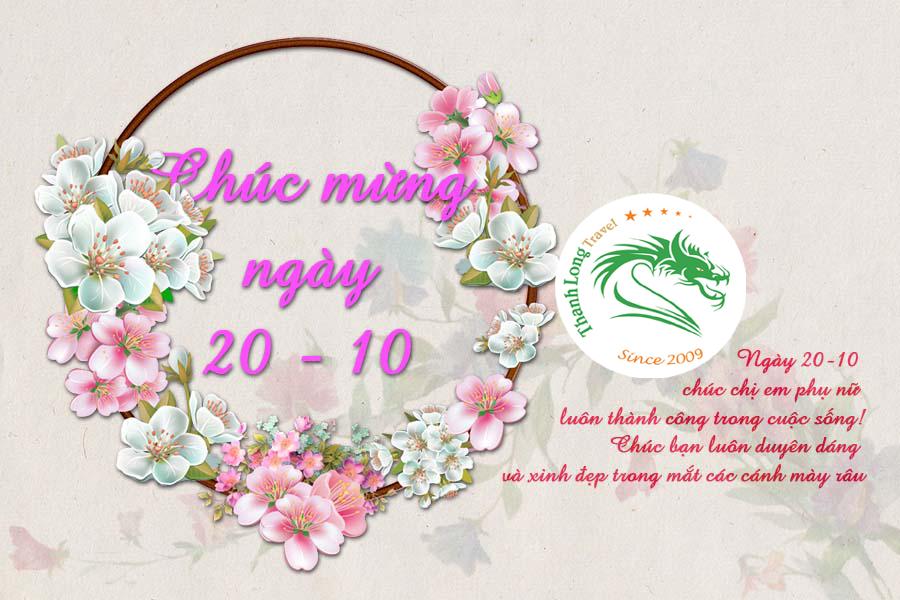Cập nhật lịch ghép khách lẻ chào mừng ngày phụ nữ Việt Nam 20/10