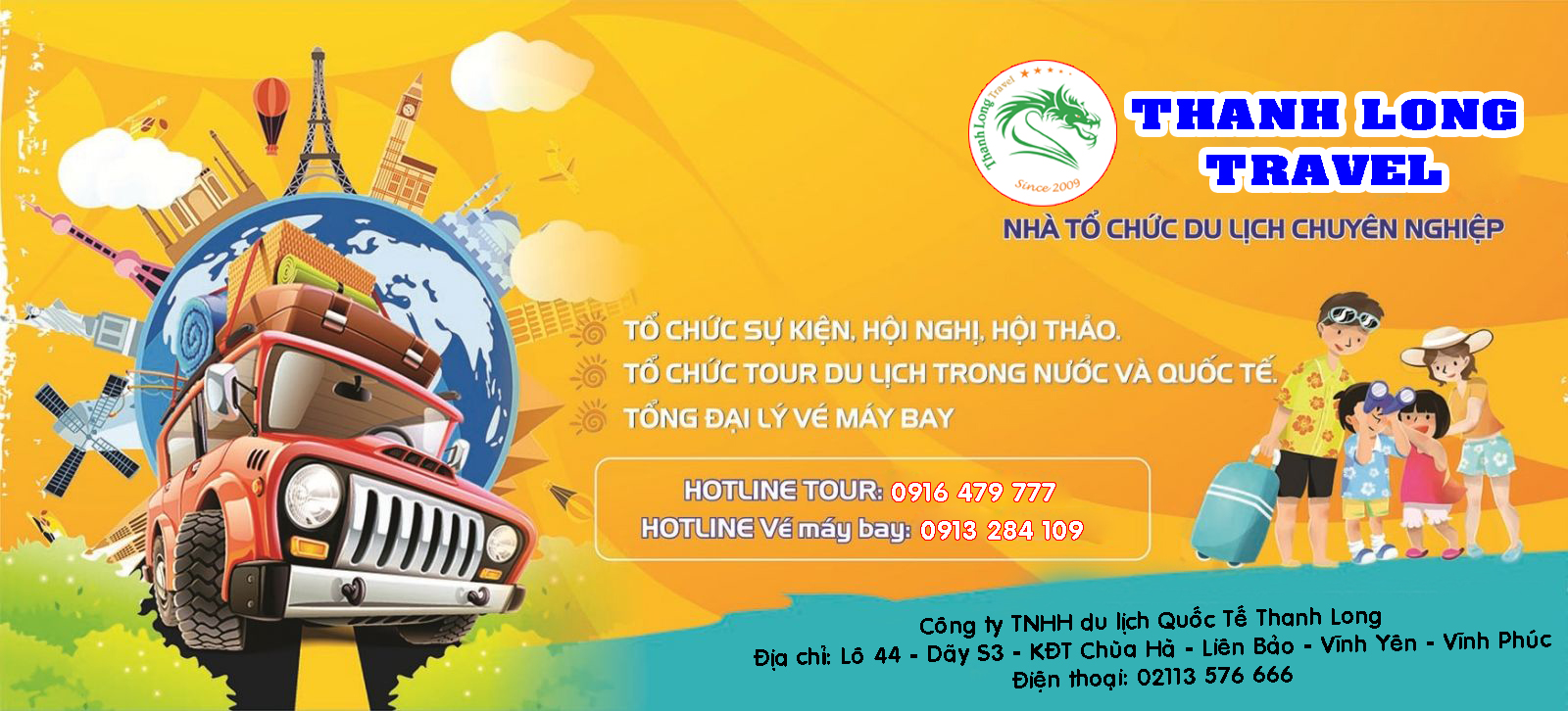 THANH LONG TRAVEL